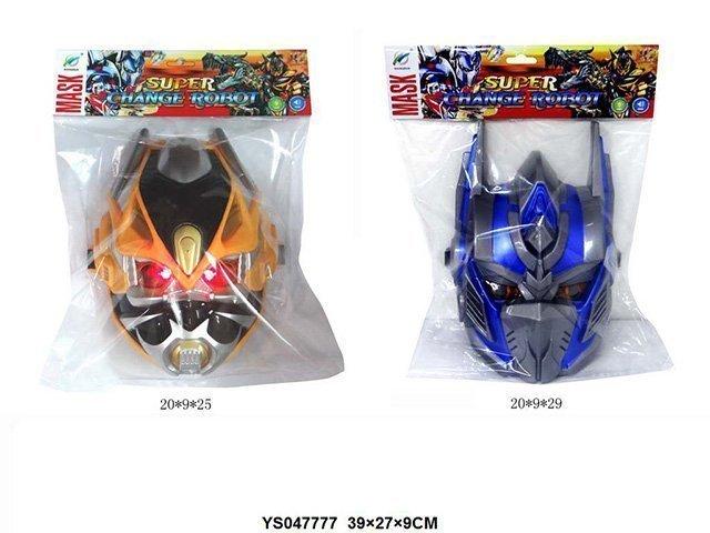Трансформер-маска SHUNQIRUN 3-65 в кор.