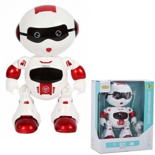 Робот Интерактивный OptiBot красный с пультом ДУ Bot OTC0875363 OCIE