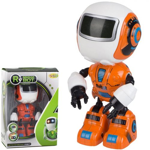 Робот MiniBot оранжевый OTG0890120