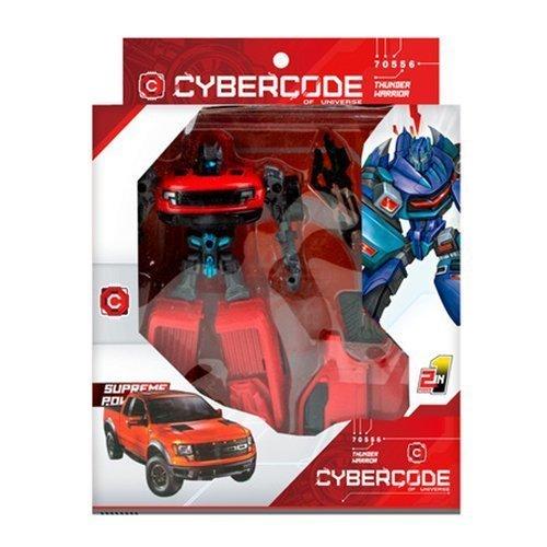 Робот-трансформер Speedster Wagon, 27.5х21 см. 70556