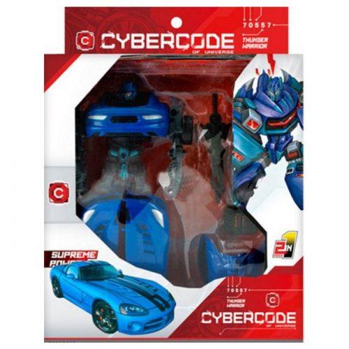 Робот-трансформер Speedster Sport, 27.5х21 см. 70557