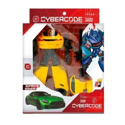 Робот-трансформер Speedster Class, 27.5х21 см. 70558