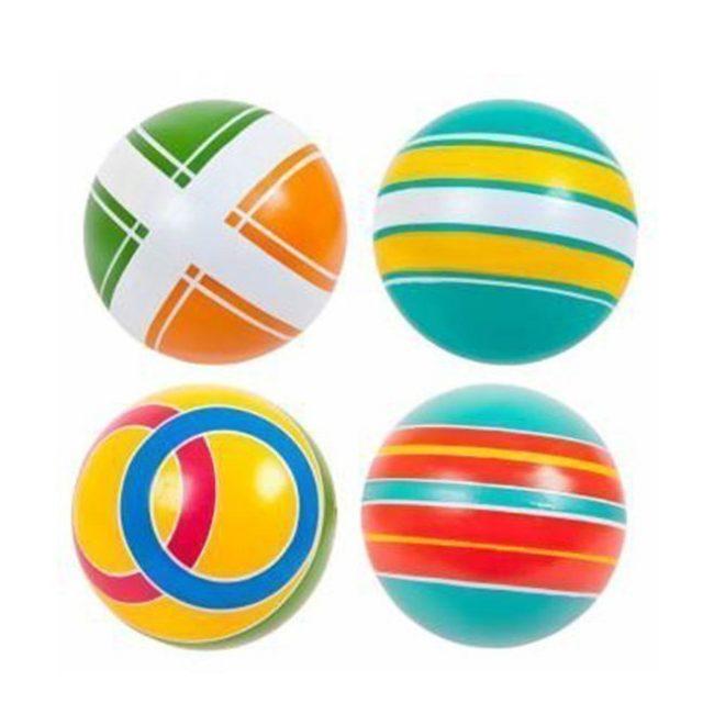 Мяч 100 Р3-100 Классика ручное окрашивание /50/