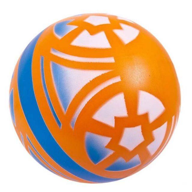 Мяч 200 Р4-200 окрашивание по трафарету