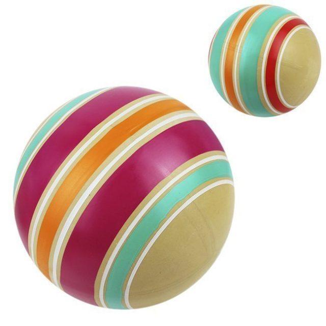 Мяч 125 Р7-125 ЭКО ручное окрашивание