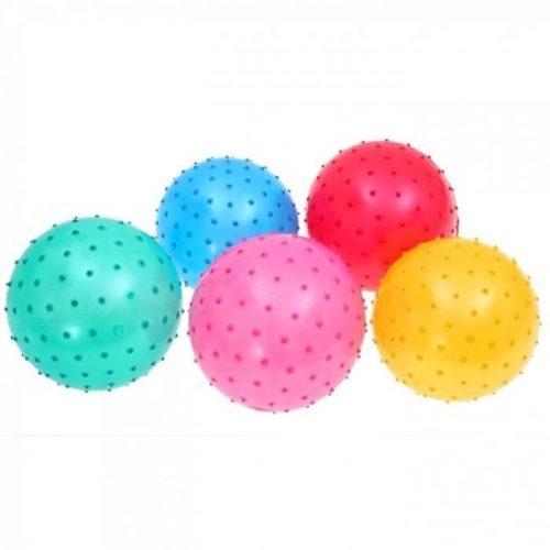Мяч массажный 16см ассорт. 636125